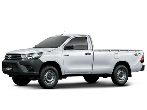 foto Toyota Hilux 4X2 Cabina Simple DX 2.4 TDi