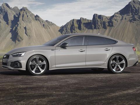 Audi A5 Sportback 40 TFSI Select