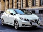 foto Nissan LEAF Tekna