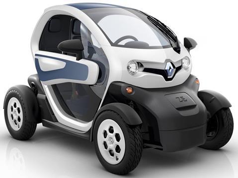 foto Renault Twizy Techno