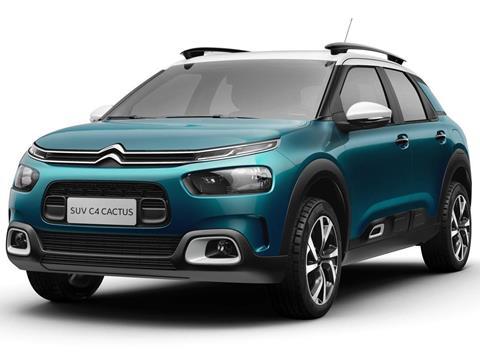 Citroën C4 Cactus 1.6L Feel Aut