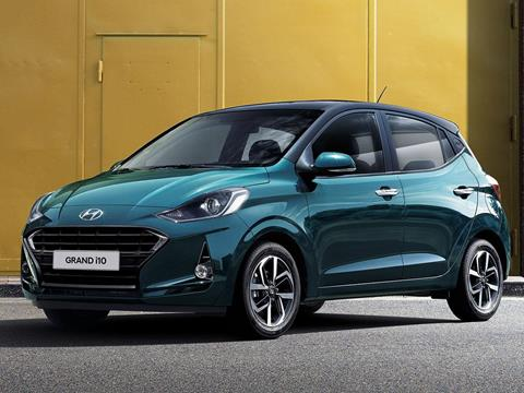 foto Hyundai Grand i10 NS Aut
