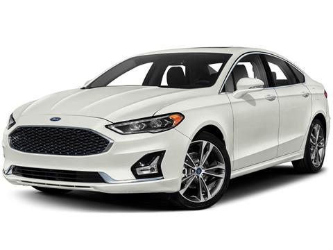foto Ford Fusion Titanium