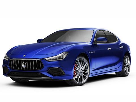 foto Maserati Ghibli Gran Sport