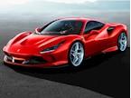 foto Ferrari F8 Tributo
