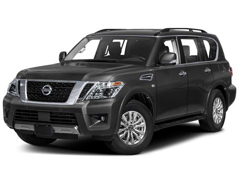 Nissan Armada Exclusive