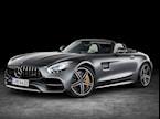 foto Mercedes Benz AMG GT C Roadster