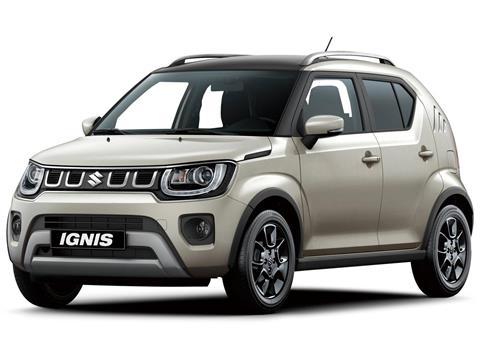 foto Suzuki Ignis GL