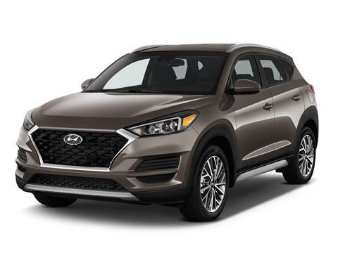 Hyundai Tucson 4x2 2.0 Aut Style