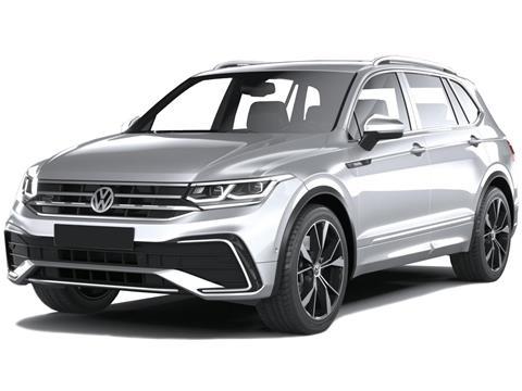 Volkswagen Tiguan Trendline Plus
