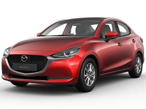 Mazda 2 Sedán i