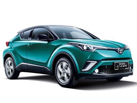 Toyota C-HR 1.8L Luxury