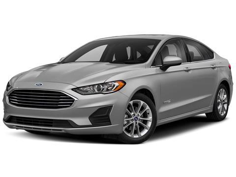 Ford Fusion 2.0L SEL