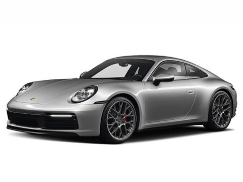 Porsche 911 Carrera Aut