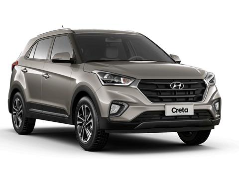 foto Hyundai Creta Safety +