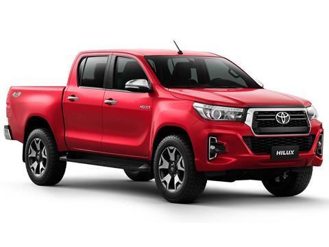 foto Toyota Hilux 2.7L 4x4