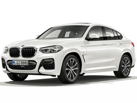 foto BMW X4 M40i
