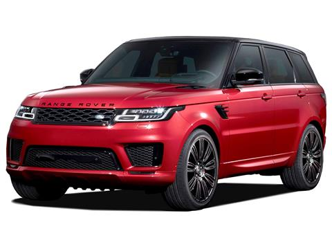 Land Rover Range Rover Sport SE P360 MHEV