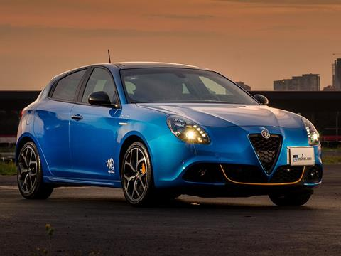 Alfa Romeo Giulietta Veloce TCT