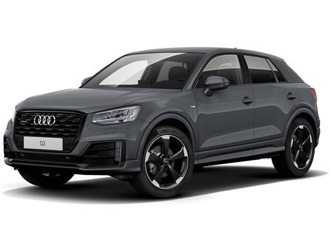Audi Q2 1.0L TFSI Progressive
