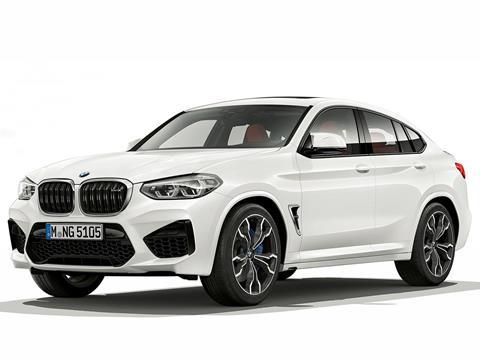 BMW X4 xDrive 30i xLine