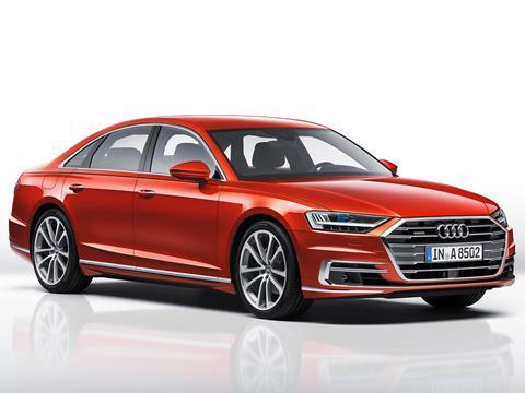 Audi A8 60 T FSI Quattro