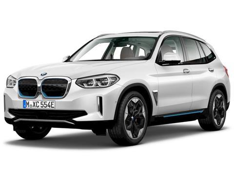 BMW iX3 Inspiring