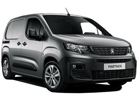 foto Peugeot Partner 1.6L