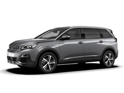 Peugeot 5008 SUV Allure Plus Tiptronic HDi