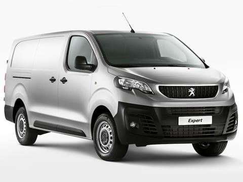 foto Peugeot Expert 2.0L Carga