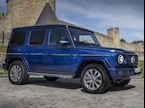 foto Mercedes Clase G STRONGER THAN TIME EDITION