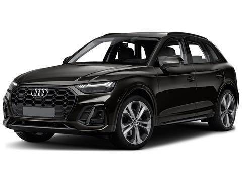Audi Q5 2.0T Dynamic