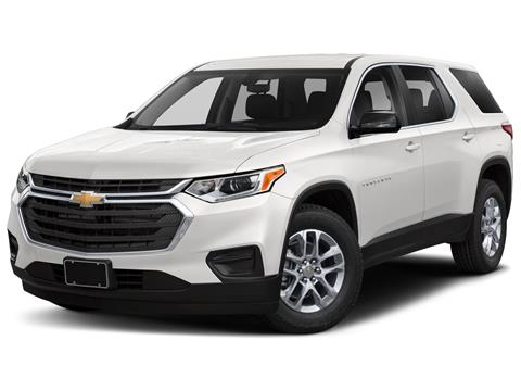 Chevrolet Traverse 3.6L High Country