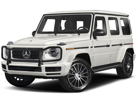 Mercedes Clase G 500 Biturbo