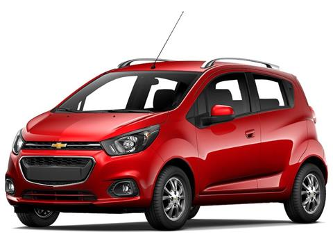 foto Chevrolet Beat Hatchback LS