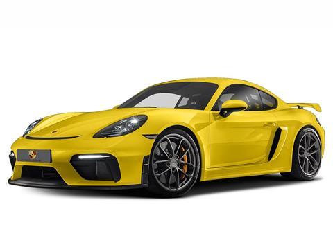 foto Porsche 718 Cayman GT4