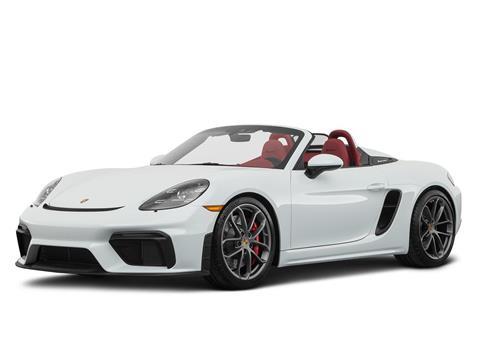 foto Porsche 718 Spyder