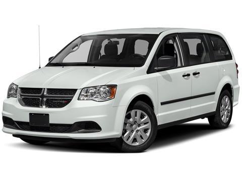 foto Dodge Grand Caravan SE