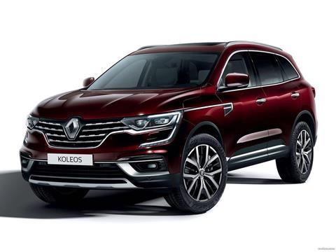 Renault Koleos Intens 2.5 4x4 CVT