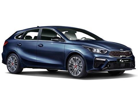 Kia Forte Hatchback EX
