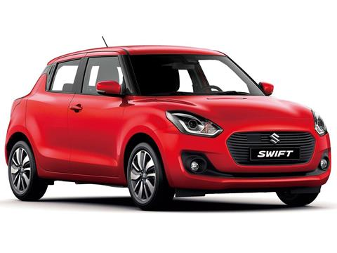 Suzuki Swift Booster Jet