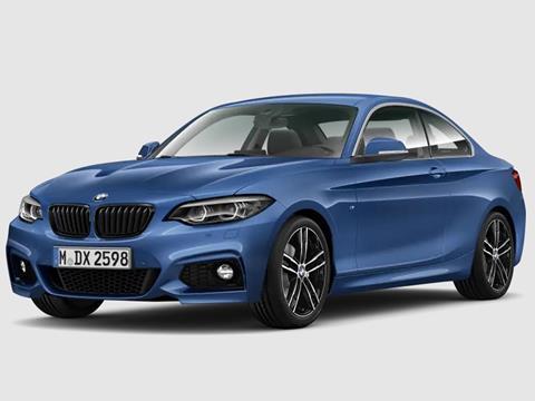 BMW Serie 2 220i Aut