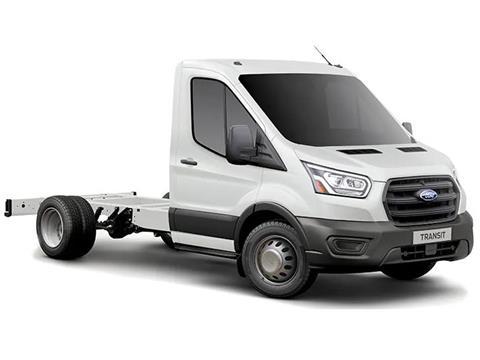 Ford Transit Chasis Mediano