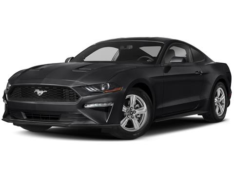 foto Ford Mustang EcoBoost Aut