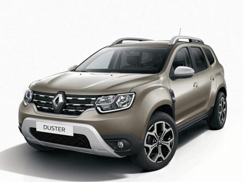 Renault New Duster 1.6L LIfe