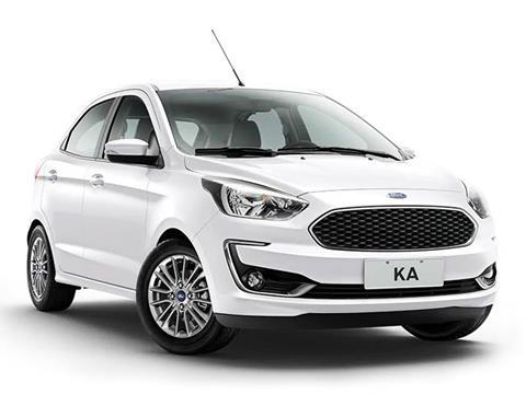 Ford Ka + S