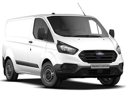 Ford Transit Custom Van Corta