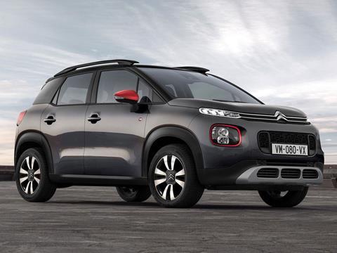 foto Citroën C4 Cactus C-Series nuevo color A elección precio $1.889.700