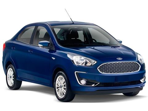 foto Ford Figo Sedán Impulse