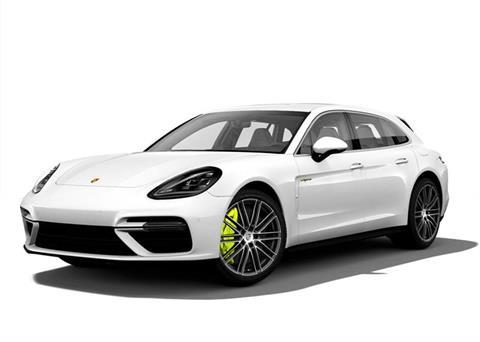 foto Porsche Panamera Turbo S E-Hybrid